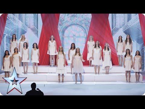 Angelicus Celtis belt out Jerusalem | Semi-Final 4 | Britain's Got Talent 2017
