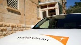WORLD VISION CEO SPEAKS OUT ON HAMAS MONEY FUNNELING SCANDAL