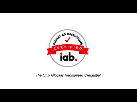 IAB Digital Ad Operations Certification Program