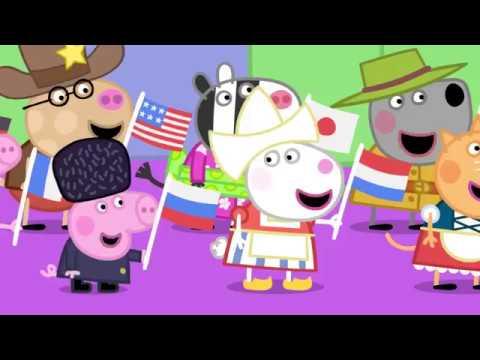 Peppa Pig 粉红猪小妹 第五季08【國際日】中文版