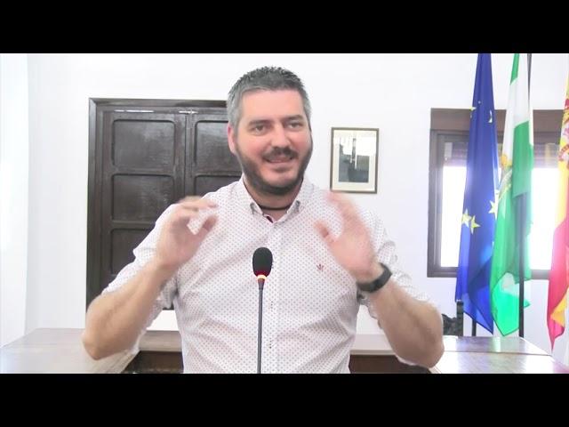 Valoración de Francisco J. Martínez, Alcalde de Fuentes (Pleno Extraordinario 28/07/2021)