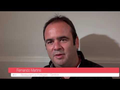 Digital Romandie - Vidéo Témoignage du Restaurant le Portugais à Genève