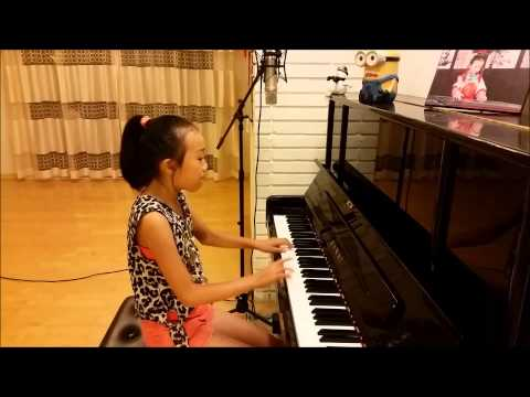 Grace Liu - Minions - I Swear(Underwear) - Despicable Me 2 (cover)