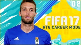 Fifa 17 career mode rtg series 2 ep2 - gonna be a challenge!!