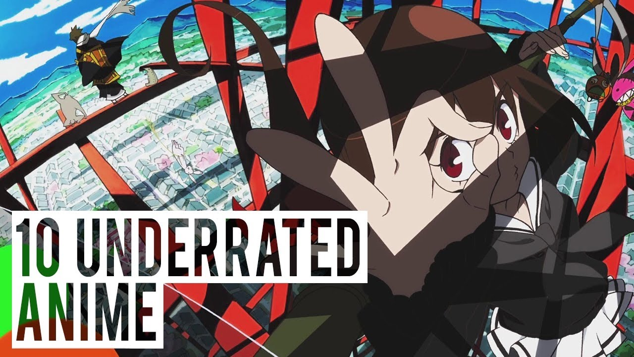 Underrated Anime