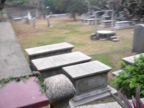Old Protestant Cemetery, Macau SAR 1