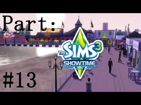Let's Play: The Sims 3 Showtime [Part 13] - Selling Albums