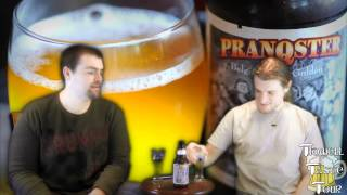Pranqster Belgian Style Golden Ale Review - North Coast Brewing Co. (California, United States)