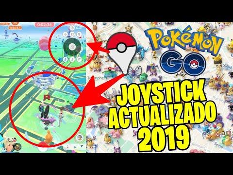 Como Jugar Pokemon Go Desde Casa Joystick Actualizado 2019 Youtube