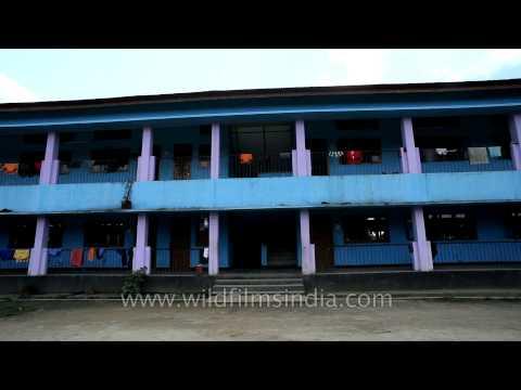 Vivekananda Kendra Vidyalaya Hostel in Ziro