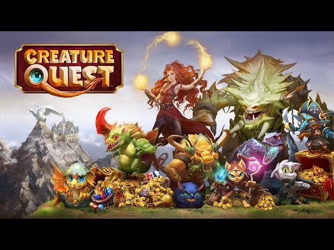 creature quest - strategy rpg hack