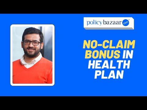 What is a No-Claim Bonus?