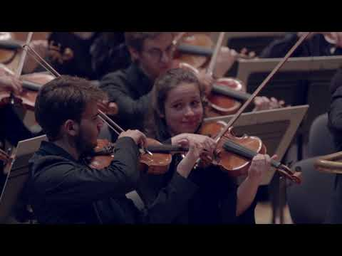 Orchestre du CNSMD de Lyon Mikko Franck, direction Lili Boulanger : D'un soir triste