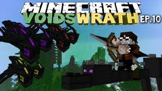 "Minecraft: Voids Wrath RPG Mod Pack Ep. 10 - ""THE WATCHER BOSS FIGHT!"""
