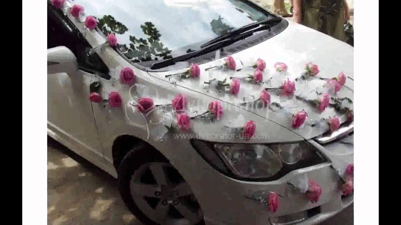 Компания 'воздушная сказка' предлагает купить разнообразные свадебные украшения на машину, наши дизайнеры эффектно выполнят украшение свадебного автомобиля.