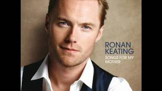 Ronan Keating with Time after Time on his new album Songs for My Mo...