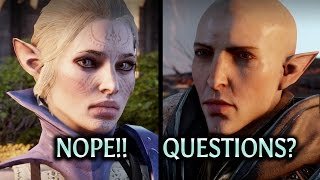 Dragon Age: Inquisition - Trespasser DLC - Hilarious Hidden Scene