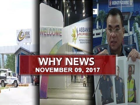 UNTV: Why News (November 09, 2017)