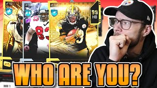 YOU 100% WILL NOT KNOW WHO ALL OF THESE PLAYERS ARE... (Never Heard of You Lineup)