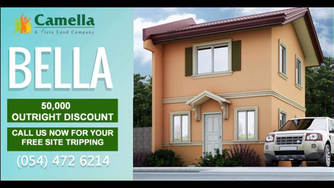 Camella Naga Bella Promo 50k Outright Discount