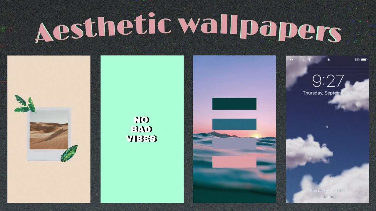 How To Create Your Dream Aesthetic Collage Wallpaper Picsart Blog