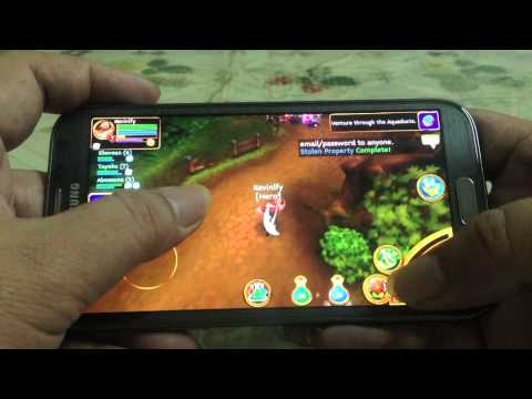 Arcane Legends First Impression On Android [HD]