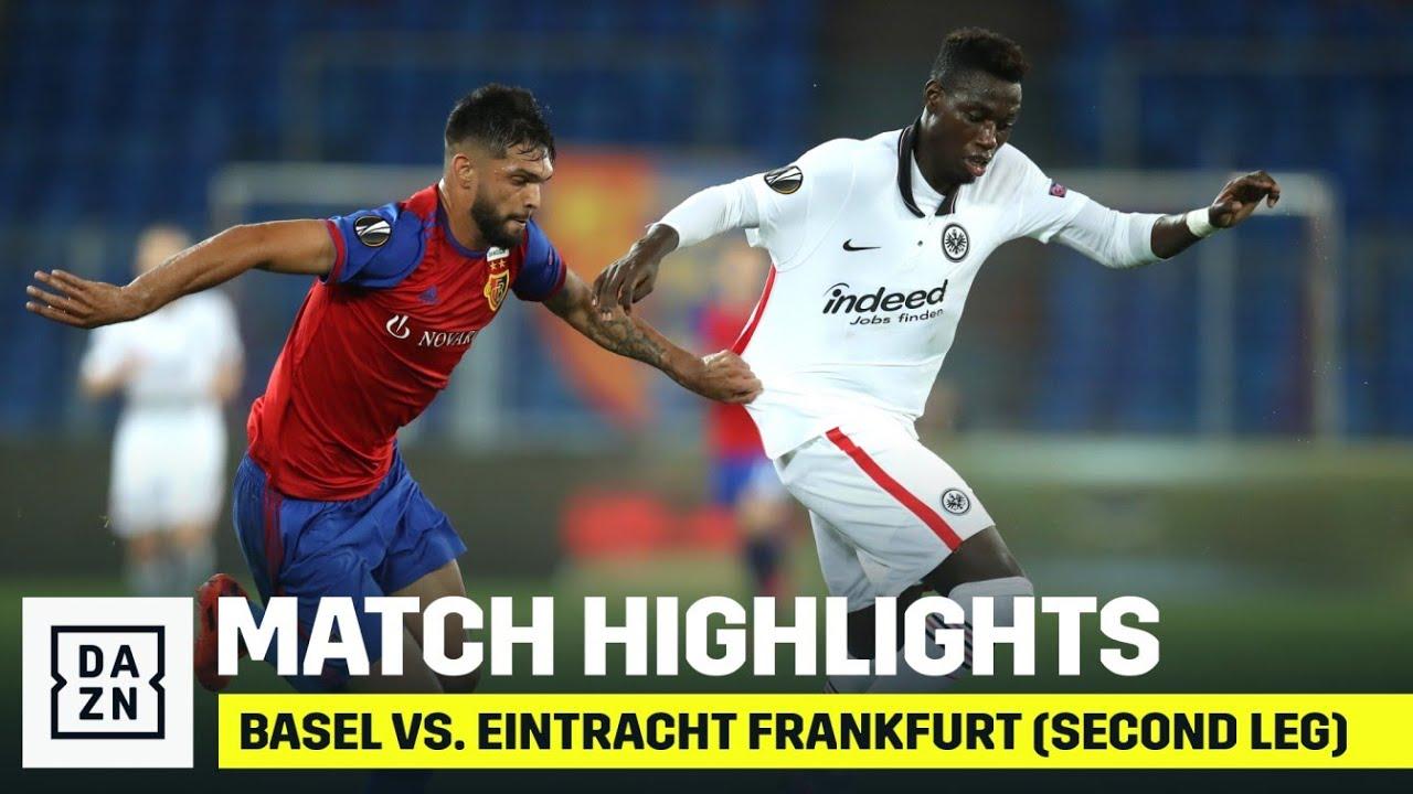 HIGHLIGHTS | Basel vs. Eintracht Frankfurt (UEL Second Leg)