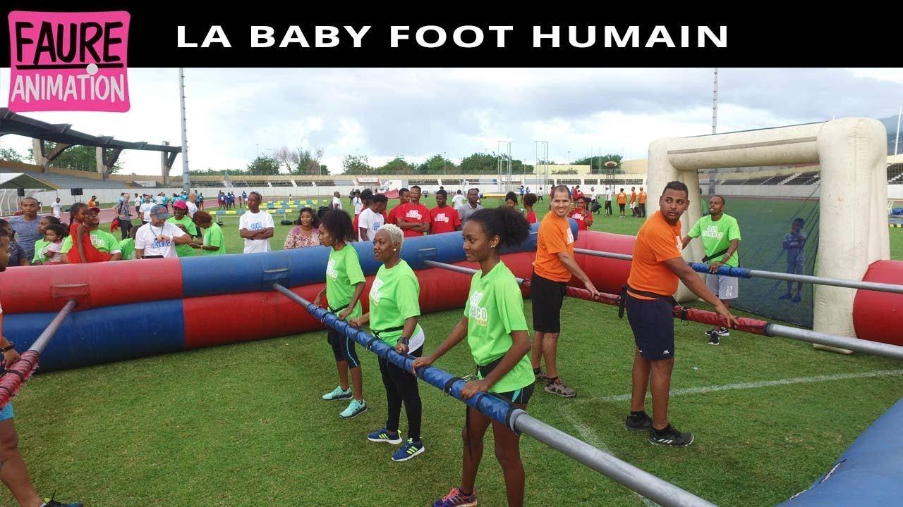 baby foot 974