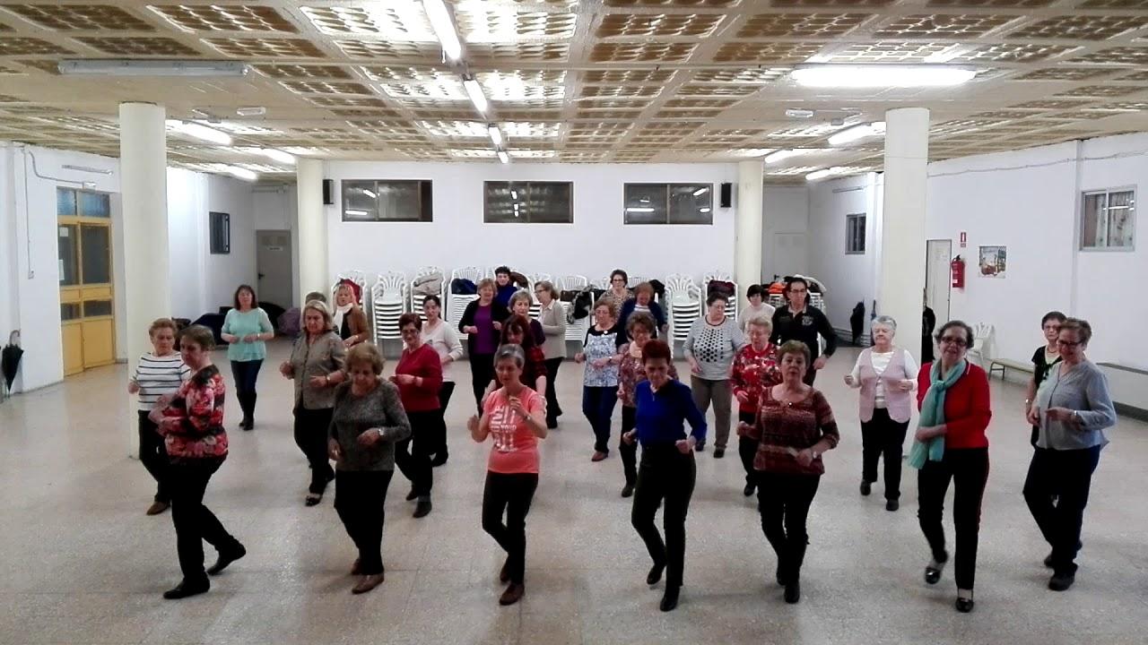 bailes en linea 2018