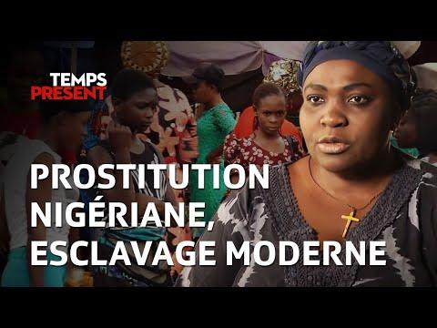Temps Présent - Prostituées nigérianes, l'enfer de la traite sexuelle
