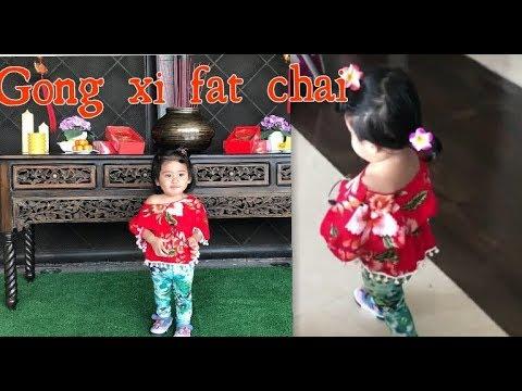 Fashion Vania di tahun baru China,Imlek