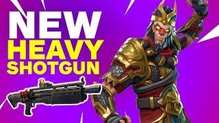Fortnite: Does the New Heavy Shotgun Change the Meta?