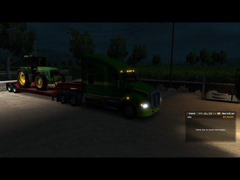 Truck sim sunday Running in a convoy
