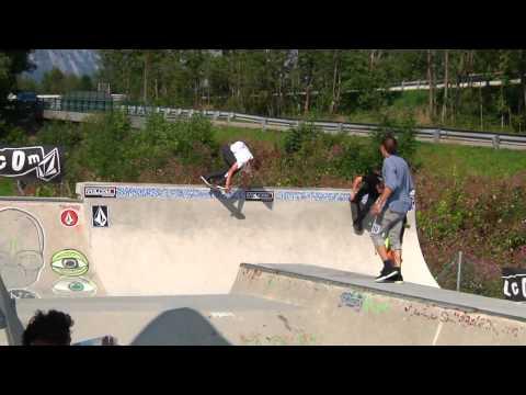 Volcom Stone's WITP European Tour 2013   AUSTRIA   7 September