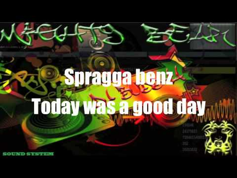 Spragga Benz Today was A Good Day