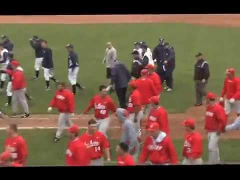 Byu vs. New Mexico Baseball Fight
