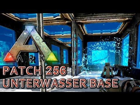 ARK • Unterwasser TEK-Bases & Teleporter • PATCH 256 • ARK Deutsch Survival Evolved