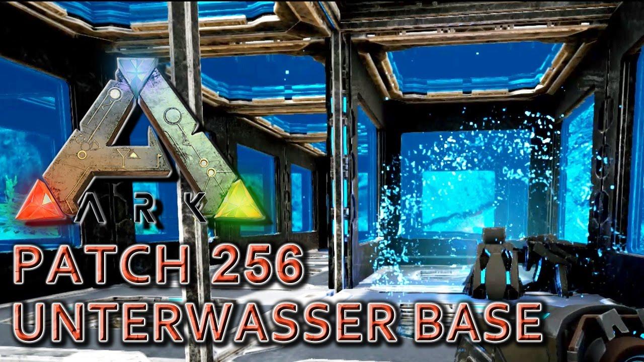 Ark Unterwasser Tek Bases Teleporter Patch 256 Ark Deutsch