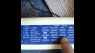 roland spd-11 spd-20 como cambiar sonidos