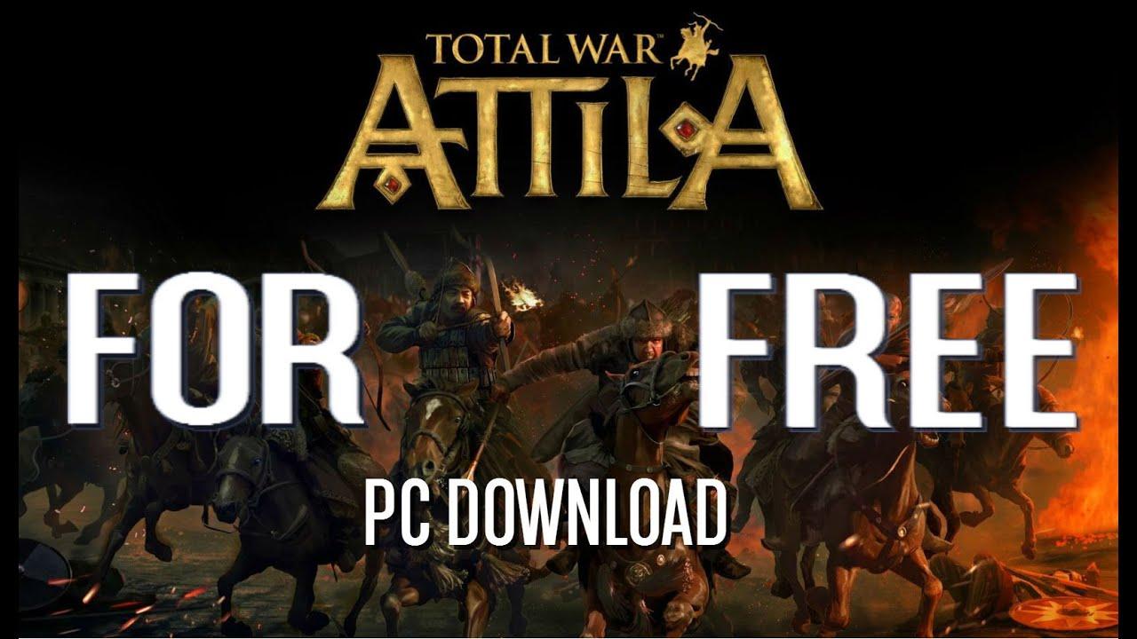 total war attila download reloaded