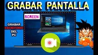✅ CÓMO grabar La pantalla de tu PC en FULL HD 2018/2019 gratis 👍