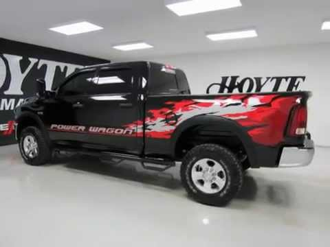 used 2014 ram 2500 power wagon for sale rockwall tx youtube. Black Bedroom Furniture Sets. Home Design Ideas