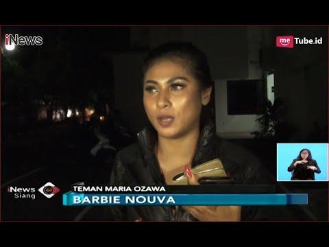 DJ Barbie Angkat Bicara Soal Pemeriksaan Maria Ozawa Oleh Pihak Imigrasi - Soal INews Siang 08/11