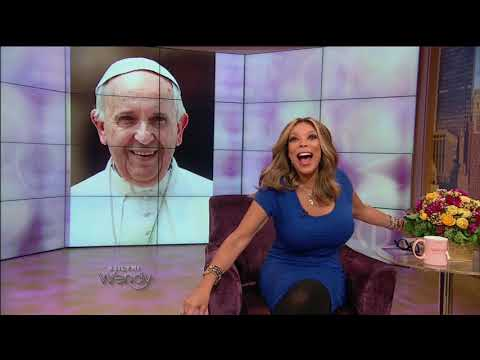 Pope Francis Cookie Wendy Williams Artuso Pastry Shop