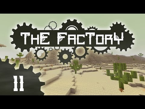 Minecraft - The Factory [NL] Ep.11 (Olie pompen!)