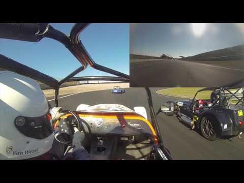 Zandvoort 8 april 2017 race 2 Westfield