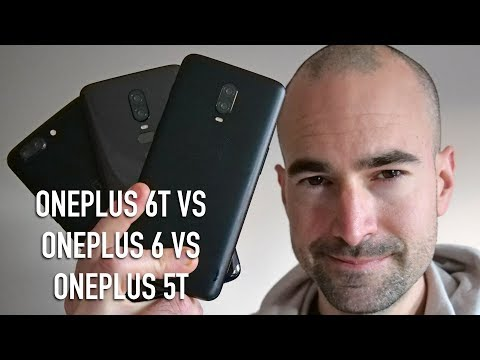 OnePlus 6T vs 6 vs 5T | Three generations compared!