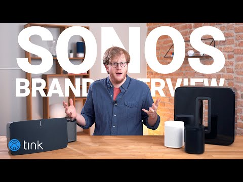 What is Sonos - Sonos Brand Overview 2019