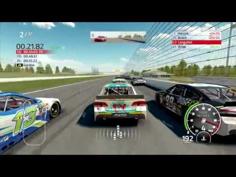 NASCAR 15 Career - Part 22 Pit Strats in Indianapolis