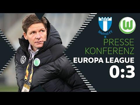 RE-LIVE | Pressekonferenz mit Oliver Glasner nach Malmö FF - VfL Wolfsburg | Europa League